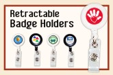 Custom Badge Holders